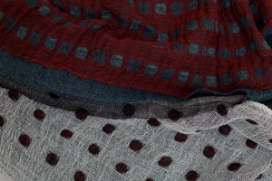 Quadruple cloth